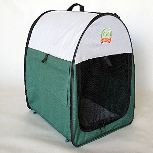 GoPetClub Portable 24-inch Dog Pet Folding Soft Dog Crate Cage House Review