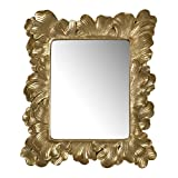 A&B Home 76280-GOLD Duchess Mirror, Gold, 13 by 2 by 15″
