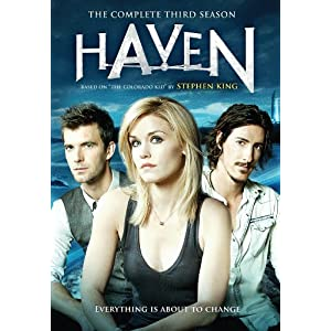Haven: Season 3 (2012)