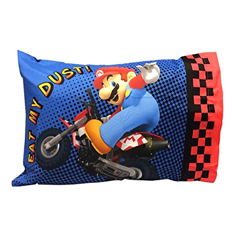 super mario pillow - 5