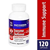 Enzymedica – Enzyme Defense, Complete Immune System Support, 120 Capsules Review