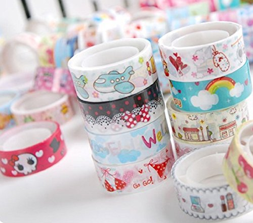 Outtop Colors Japanese Decorative Crafting product image