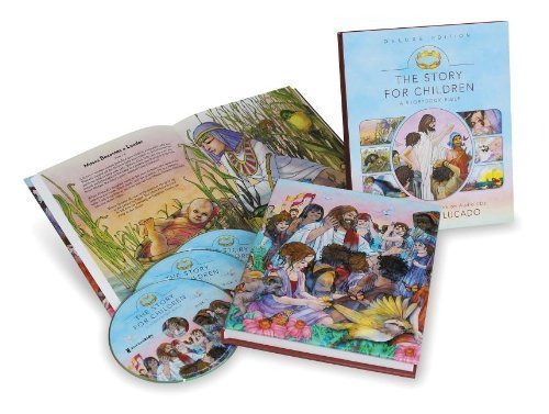 The Story for Children, a Storybook Bible Deluxe Edition (Story, The) Har/Com Dl Edition by Lucado, Max, Frazee, Randy, Hill, Karen Davis [2012]
