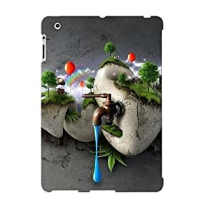 Cute High Quality Ipad 2/3/4 3d Case Provided By Fireingrass