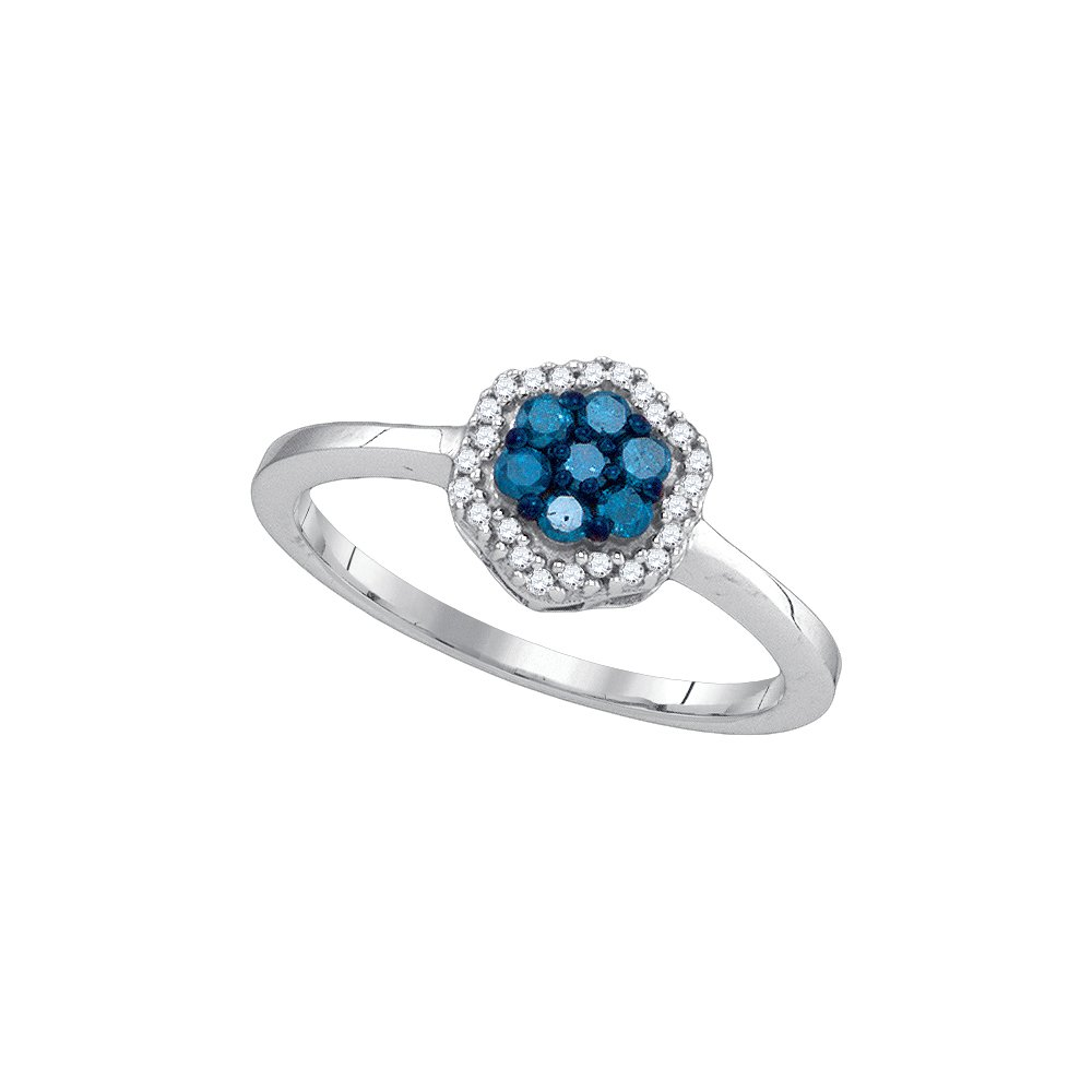 0.25CT DIAMOND FASHION RING