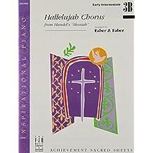 Hallelujah Chorus: Early Intermediate-Level 3B Piano Solo