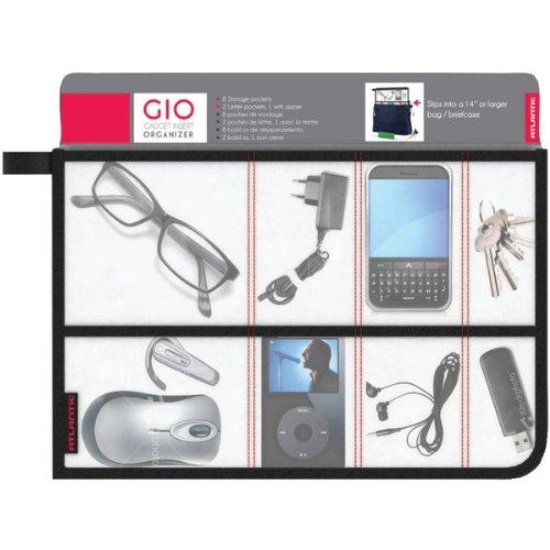 Atlantic 39004740 Large GIO Gadget Insert Organizer by Atlantic
