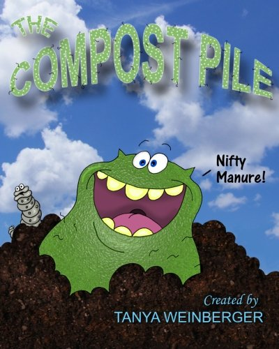 Garden Compost Pile - The Compost Pile
