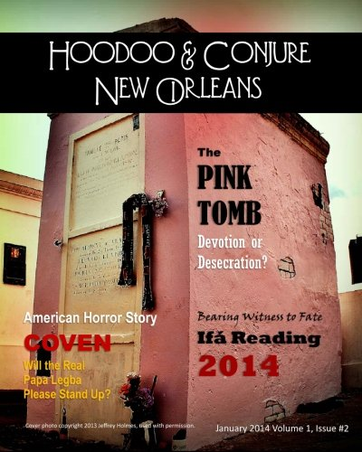 Hoodoo and Conjure New Orleans - Platform Armand