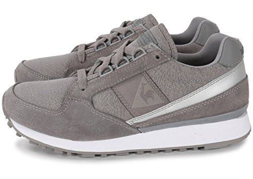 Le Coq Sportif Eclat W Metallic, Sneakers femme Titanium