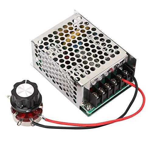 スピードコントローラーモーター、220V AC単相モータースピードコントローラーガバナー4KW DCスピードコントロール、モータースピードレギュレーター