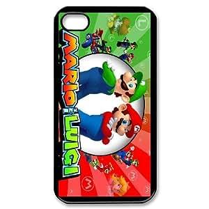 iPhone 4,4S Phone Case Super Mario Bros F5C7895
