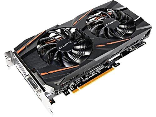 GIGABYTE Radeon RX 470 DirectX 12 GV-RX470WF2-4GD-MI Video Card