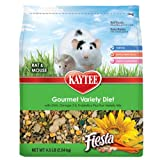 Kaytee Fiesta Max Treats for Mouse and Pet Rats, 4-1/2-Pound