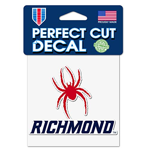 WinCraft Richmond University Spiders 4x4 Perfect Cut Decal