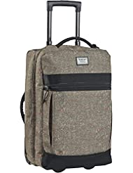 Burton Overnighter Roller Luggage Bag, Menswear Heather