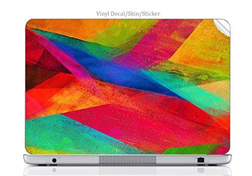 Laptop VINYL DECAL Sticker Skin Print Abstract Art fits Chromebook 550