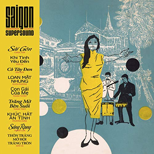 Saigon Supersound, Vol. 2