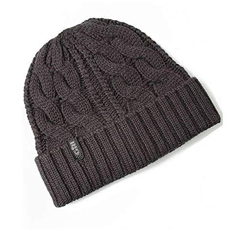 Gill Cable Knit Graphite Beanie, One Size