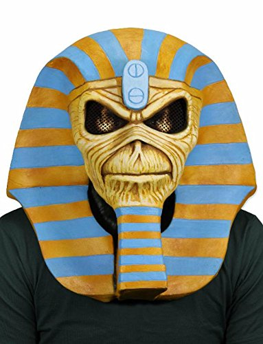 Iron Maiden - Power Slave Eddie 30th Anniversary Latex Mask - SI33699 - -