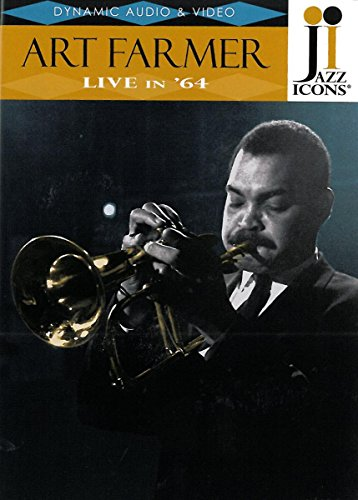 Jazz Icons: Art Farmer Live in '64 - Jazz Hall Trumpet
