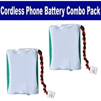 Datona BATT-27910 Cordless Phone Combo-Pack includes: 2 x UL958 Batteries