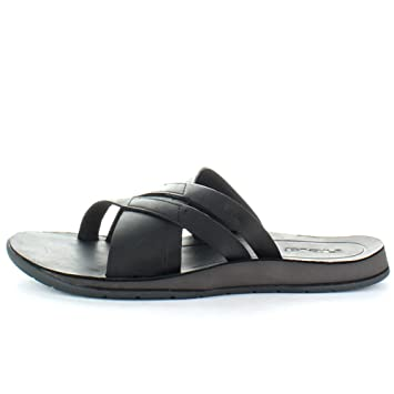 8ccd78c1c824 Teva Mens Ladera Slide Leather Sandals 1002019 Black  Amazon.co.uk  Sports    Outdoors