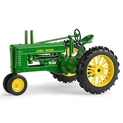 Model Toy Tractors (1/16 John Deere Model B Tractor Toy by Ertl - LP53349)