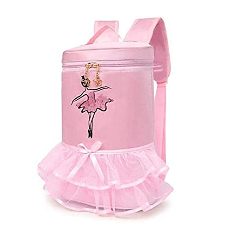 Cute Kids Dance Bag Girls Ballet Mochila Bolsa Princesa de ...