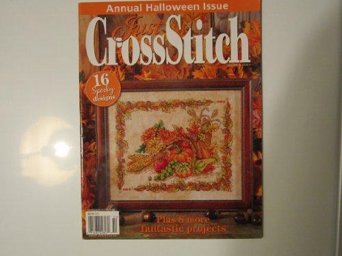 Just CrossStitch Halloween Magazine (Halloween 2012)