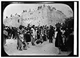 Vintography 16 x 20 Reprinted Old Photo ofHarvest Dance, Hopi Indians 1914 National Photo Co 17a