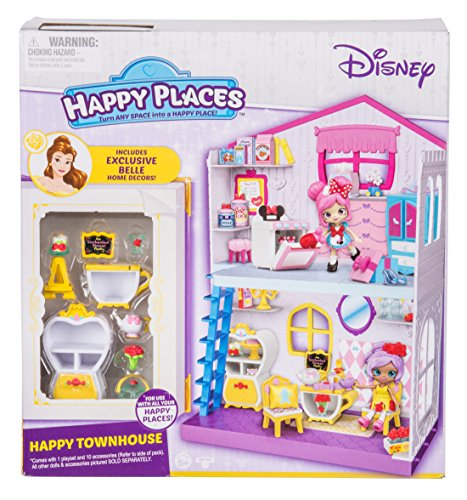 Happy Places Disney Happy Townhouse Playset