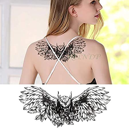 ljmljm Tatuaje Impermeable de la Etiqueta engomada 4pcs del Brazo ...