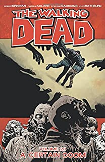 Amazon the walking dead volume 29 lines we cross the walking dead volume 28 a certain doom fandeluxe Image collections