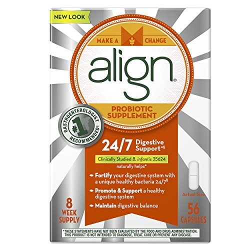 Cheap Align Probiotic Supplement Capsules, 56 Count by Align (Packaging may be different)