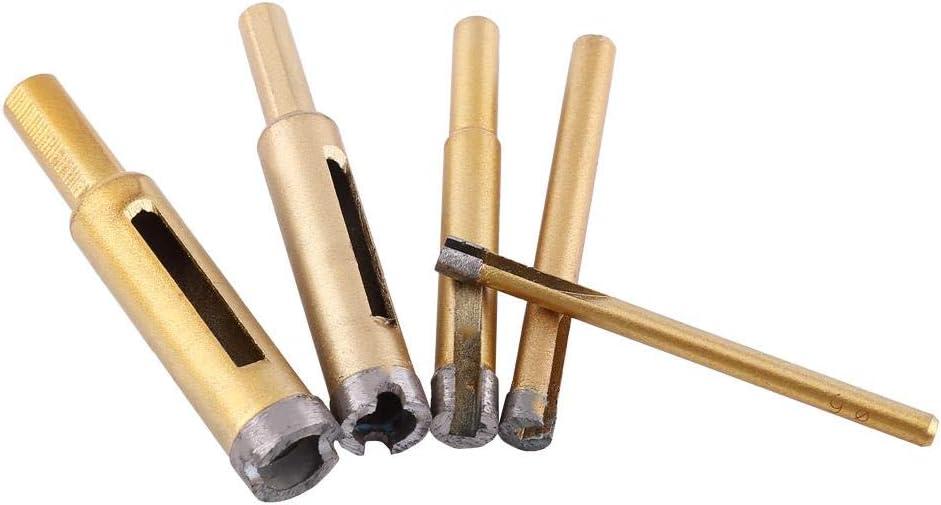 Akozon 1 pc Diamant Tr/épan Scie Outil Pour Pierre De Verre En Marbre En C/éramique Taille En Option 6mm-50mm 14mm