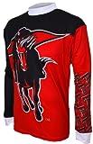 NCAA Texas Tech Red Raiders Mountain Bike Cycling Jersey