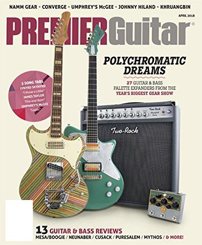Guitar Player Magazine - Premier Guitar