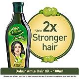 Dabur Amla Hair Oil for Long, Healthy & Strong Hair -180ml