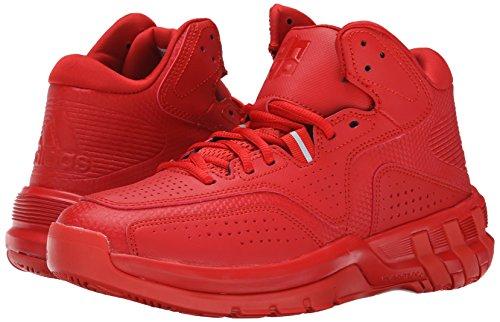 Shoe Black New Basketball 6 scarlet Adidas Howard 6 D SRXOq