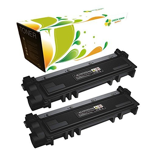 Green Toner Supply (TM) Compatible Dell PVTHG, 593-BBKD, [High Yield 2600 Pages]...