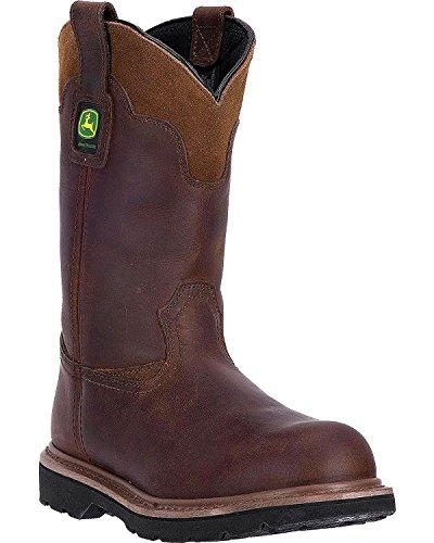 Dip Western Boots - John Deere Men's 11