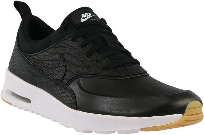 616723 017 Nike Air Max Thea Zapatillas Negras 36.5: Amazon.es: Deportes y aire libre