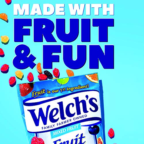 WELCH'S Berries 'n Cherries Fruit Snacks, 0.9 Ounce, 40 Count by Welch's (Image #5)