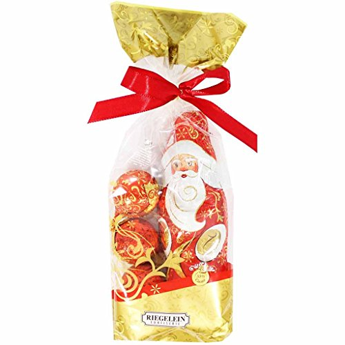 Riegelein Santa Assortment Bag 125g