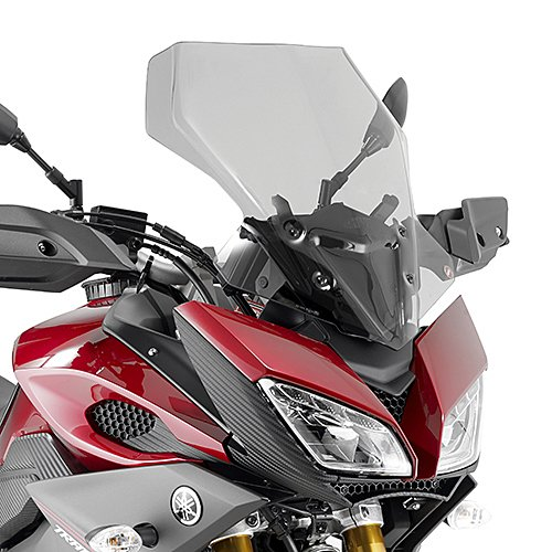Motorrad Windschutzscheibe Yamaha MT-09 Tracer 15-18 Givi Spoiler get/önt