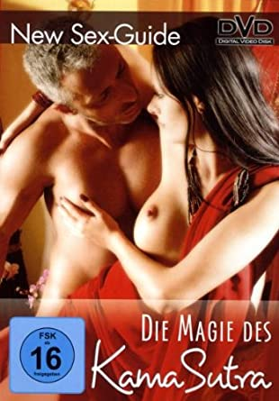 New Sex Guide - die Magie des Kamasutra [Import allemand]