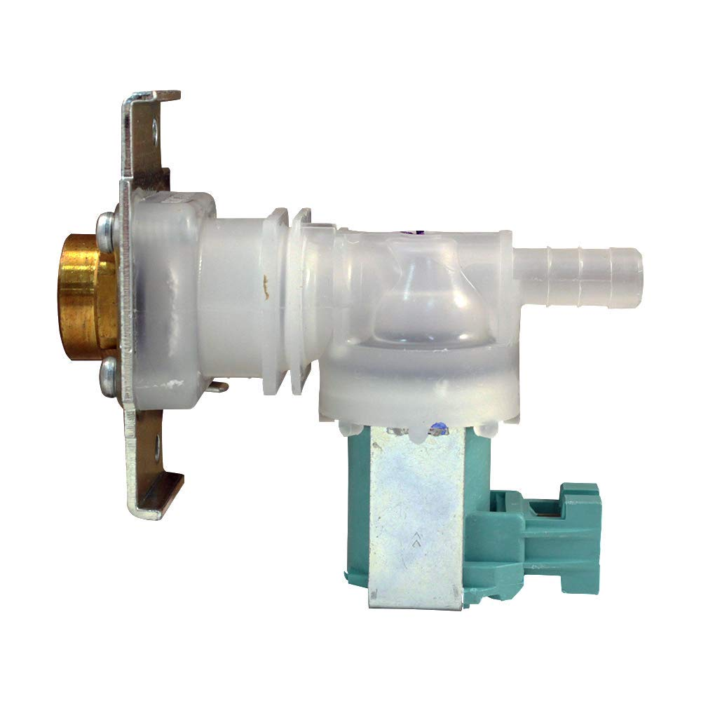 """Edgewater Parts 622058 Dishwasher Inlet Water Valve, 60Hz, 120V, 3.5"""" x 3.5"""", Compatible With Bosch, Kenmore, Thermador, Replaces 00622058, DW2058"""