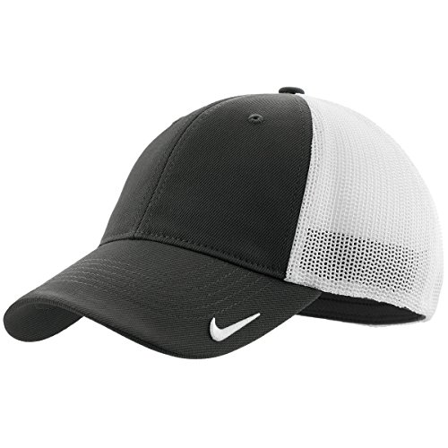 Nike Golf Mesh Back Cap, Large/X-Large, Anthracite by NIKE