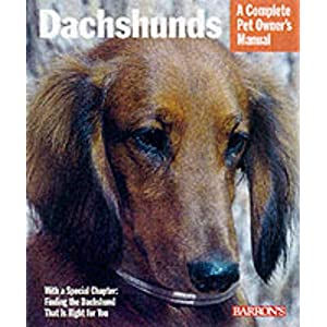 Dachshund (Complete Pet Owner's Manual) 6